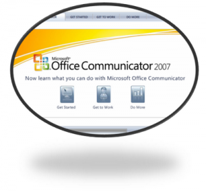 Microsoft Communicator 2007