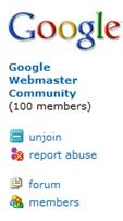 Google_Webmaster_Community