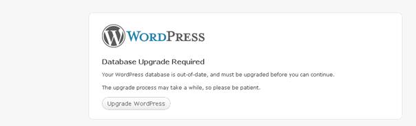 database upgrade 1