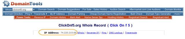 Bing: An IP Address Neighbour Finder