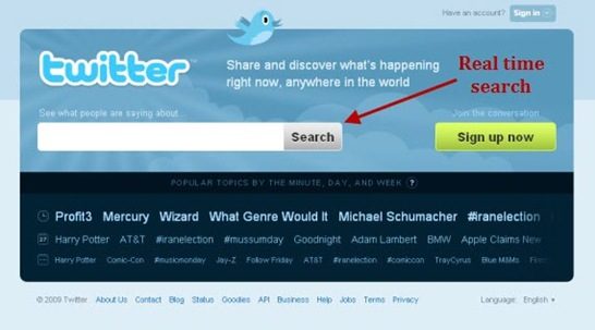 twitter-home-page
