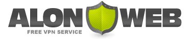 Alon Web VPN, Free VPN Service