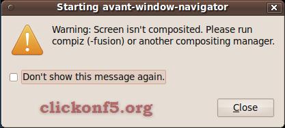 awn-warning