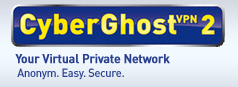 Cyber Ghost, Access Blocked Sites