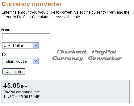 paypal-currency-converter