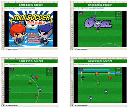 soccer-game-on-excel