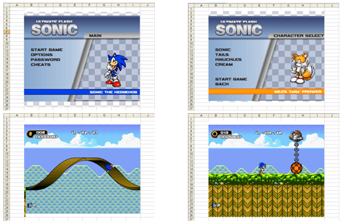 cool games in flash play on microsoft excel r t f m a