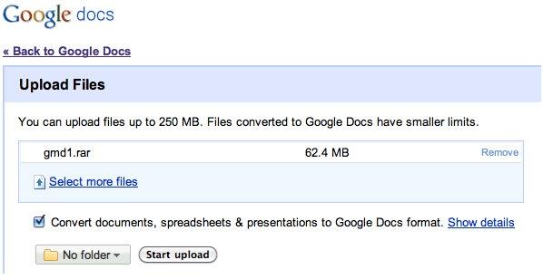 google-docs-rar