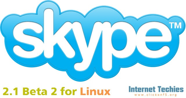 skype 2.1 beta 2 for Linux