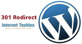wordpress-301-redirect