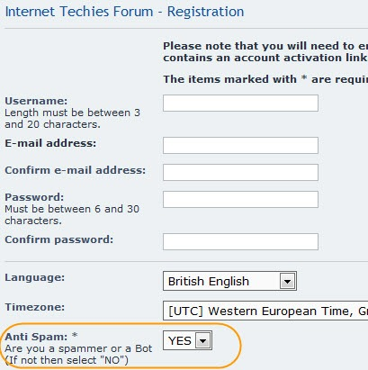 phpbb_registration_form