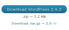Download WordPress 2.9.2