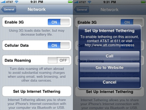iphone OS 4 beta 4