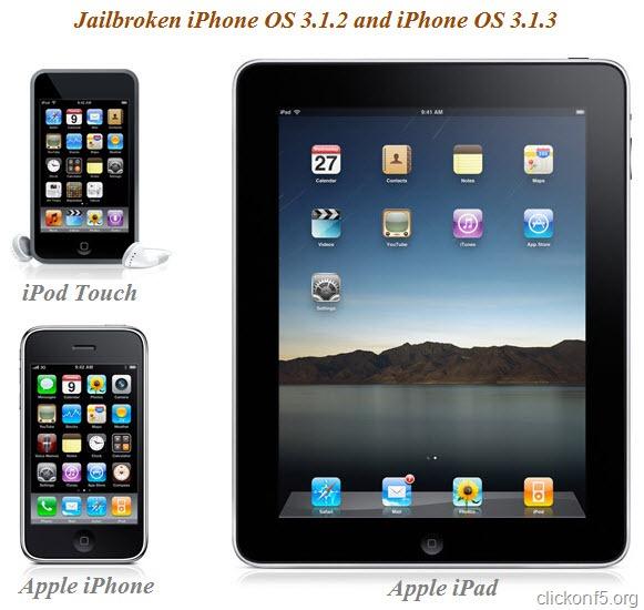 Jailbreak Apple iPhone, iPad, iPod Touch with Spirit on Windows