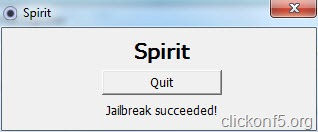 iPhone Jailbreak Completed