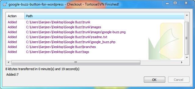 Checkout on TortoiseSVN