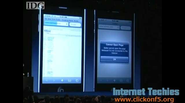 iphone4 glitches