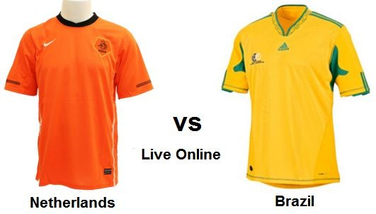 brazil netherlands world cup