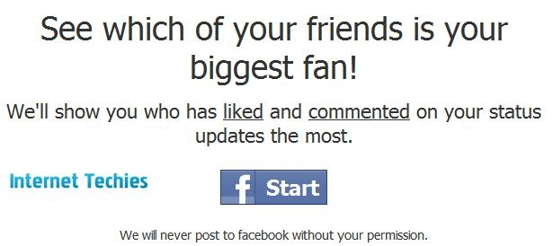 facebook biggestfan