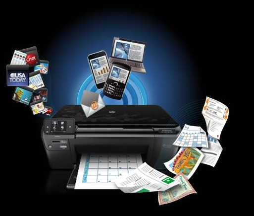 hp web printers