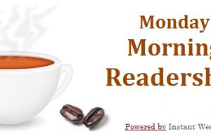 Monday Morning Readership
