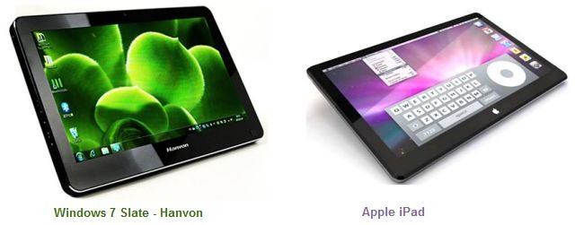 windows 7 and apple ipad