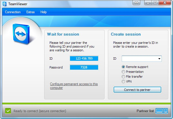 Provide Remote PC Support from Anywhere with Portable TeamViewer USB
