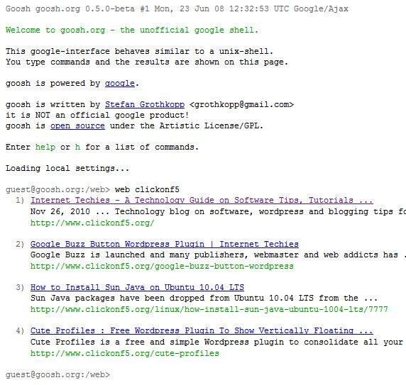 How to search Google, YouTube, Yahoo, Wikipedia, Amazon