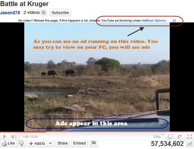 How to block or disable youtube ads youtube without ad ccuart Choice Image