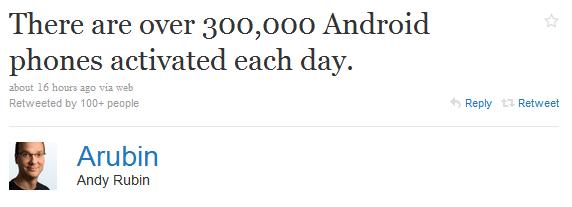 android-update-tweet