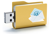 email-client-usb-drive