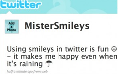 emoticons twitter