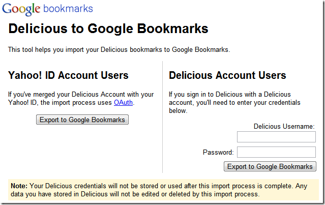 Import-delicious-bookmarks-google