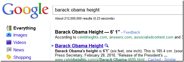 barack-obama-height-google