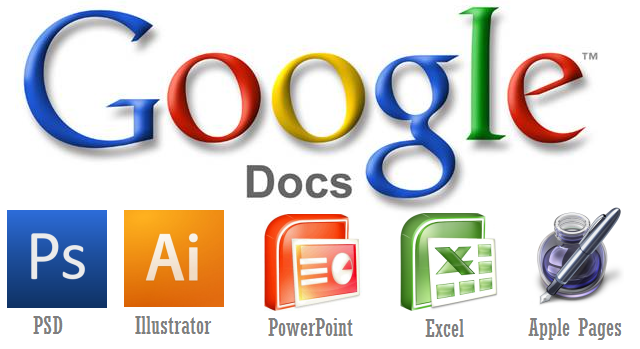 how to view microsoft excel powerpoint apple pages adobe
