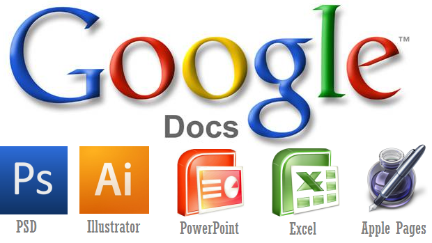 How To View Microsoft Excel PowerPoint Apple Pages Adobe Photoshop Files On Google Docs Viewer
