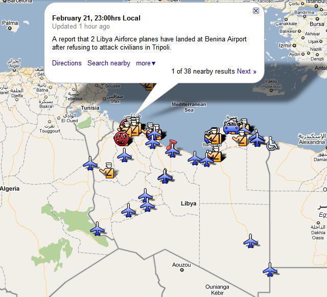 libya-protest-violence-google-maps