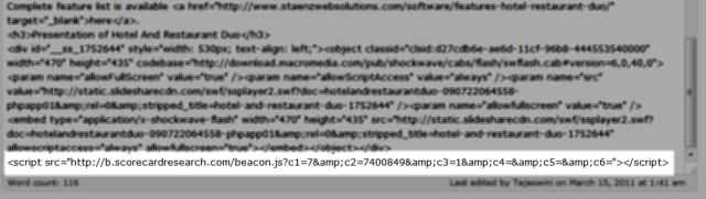 wordpress-malware-script