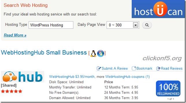 find-hosting