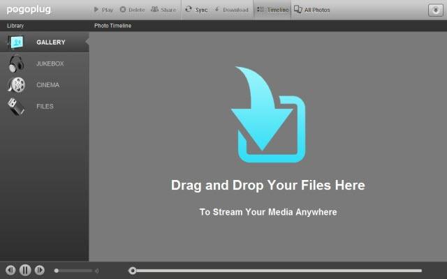 Pogoplug Desktop Software