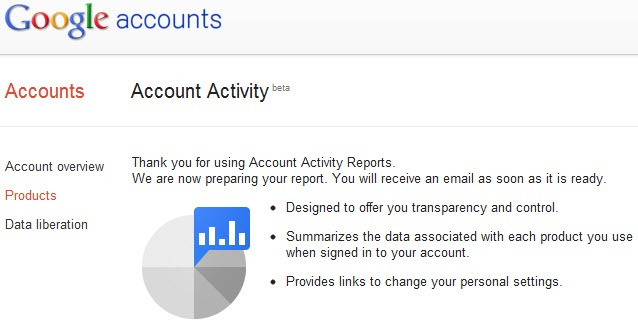 google account-activity