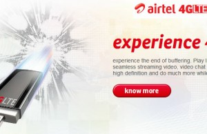 Airtel 4G LTE in India