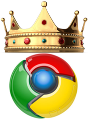 Google Chrome - No. 1 Browser