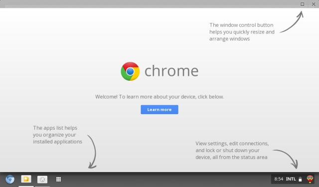 Run Chrome OS on Any Windows PC using 4GB USB Stick