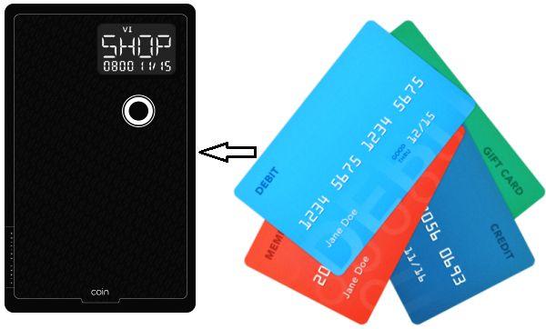 Coin - The Card-Aggregator