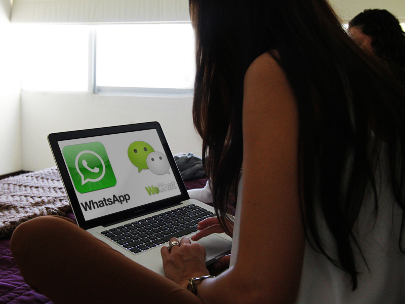 Run WhatsApp and WeChat Apps on PC or Laptop