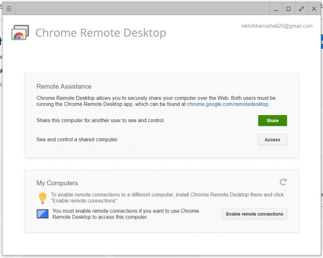 7 Reasons Why Google Chrome Remote Desktop App is Amazing