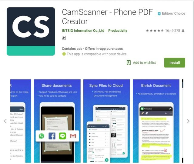 Top 10 Mobile Apps to Send Fax for Free - Internet Techies
